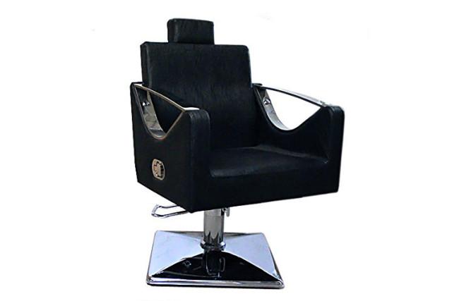 Le fauteuil de barbier Miss Lilac 9850 : meilleur rapport qualité prix