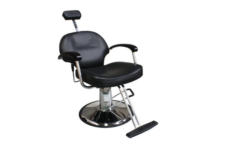 Avis et Test du fauteuil de barbier Figaro Design Italian modèle Carrara