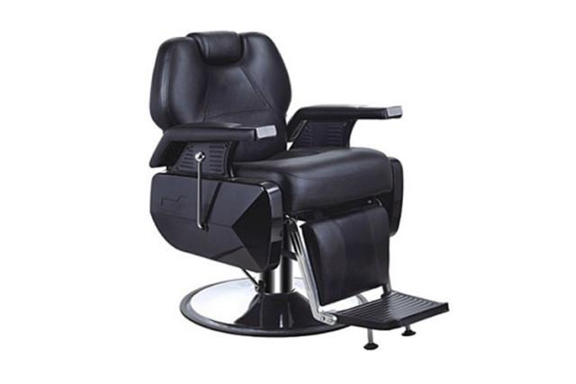 Le fauteuil barbier coiffeur Homme NEVADA : le must have pour un salon chic