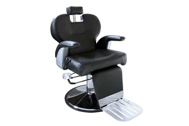 Le Stockholm Fauteuil de barbier : épuré et ultra confortable