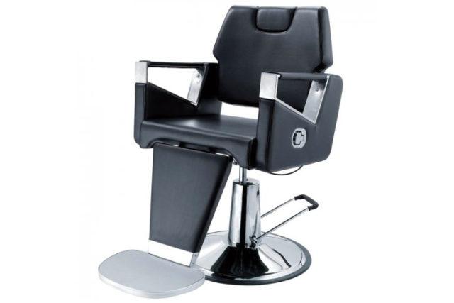 Fauteuil barbier Menside 1: le fauteuil chic de barbier !