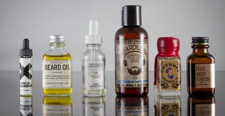 huile ricin barbe
