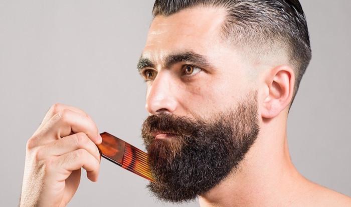 kit entretien barbe test