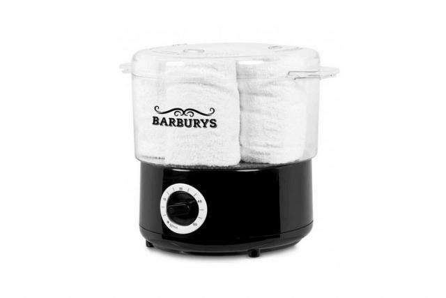Test & Avis Barburys de Sibel : un chauffe serviette vapeur compact et performant ?
